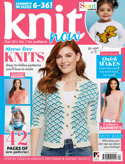 Knit Now June 27, 2019 00:00