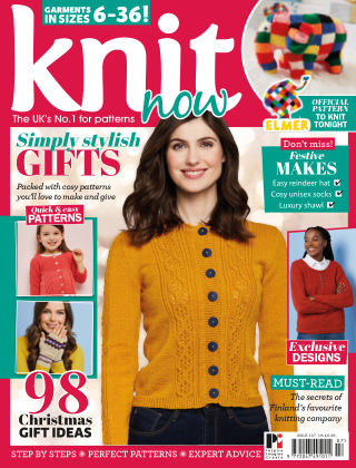 Knit Now ISSUE107