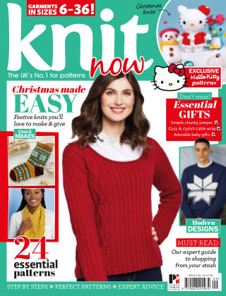 Knit Now ISSUE109