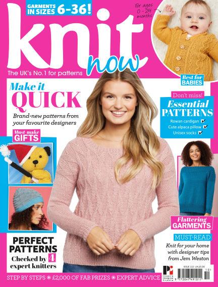Knit Now November 28, 2019 00:00