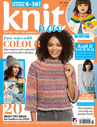 Knit Now ISSUE111