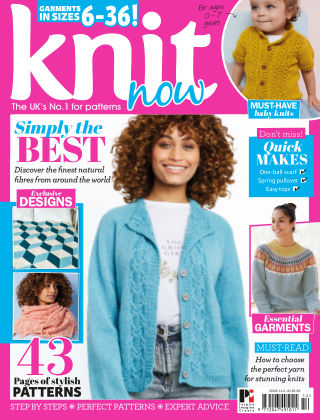 Knit Now ISSUE114