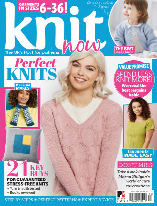 Knit Now ISSUE115