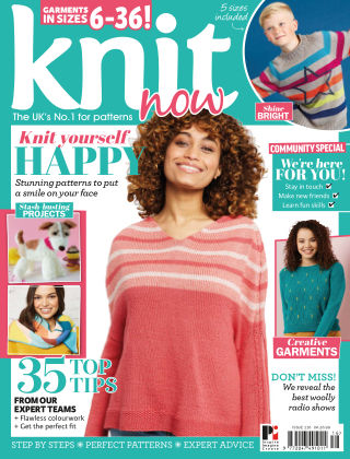 Knit Now ISSUE116