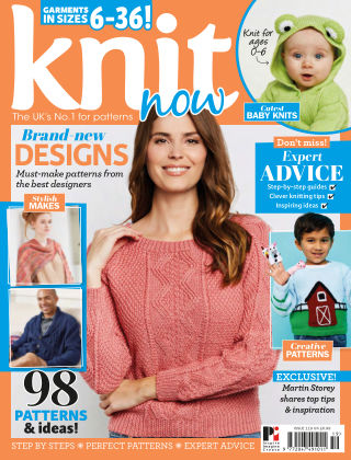 Knit Now ISSUE119