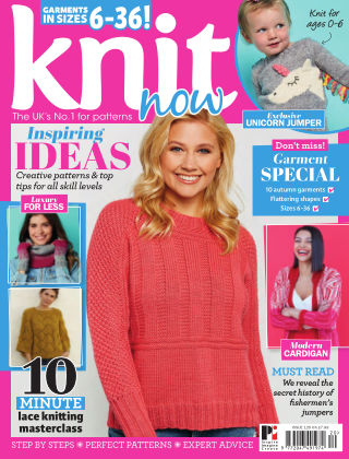 Knit Now ISSUE120