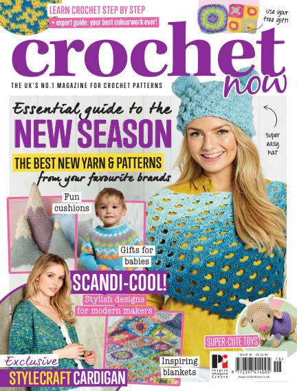 Crochet Now August 12, 2017 00:00