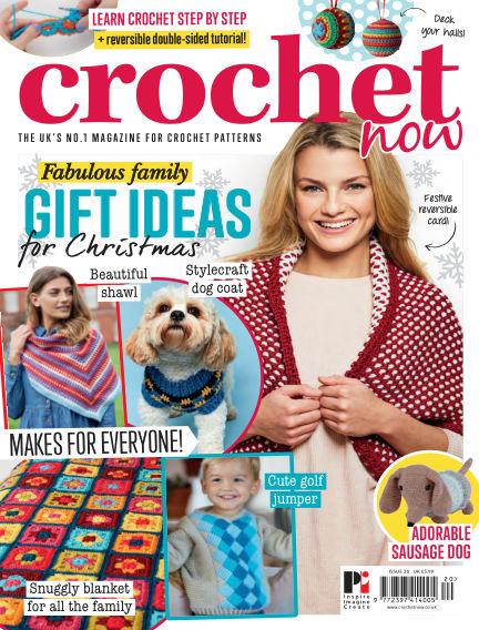 Crochet Now September 28, 2017 00:00