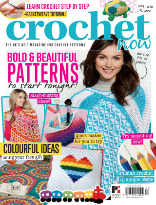 Crochet Now Issue 24
