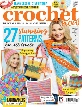 Crochet Now Issue 25