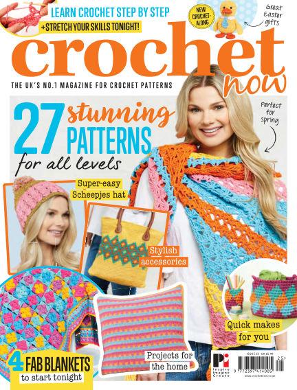 Crochet Now February 15, 2018 00:00