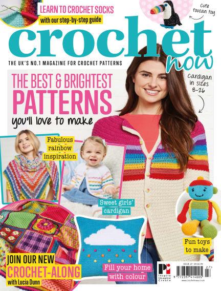 Crochet Now April 12, 2018 00:00