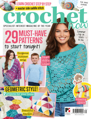 Crochet Now Issue 31