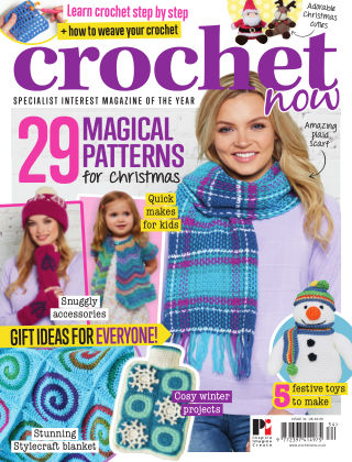 Crochet Now ISSUE34