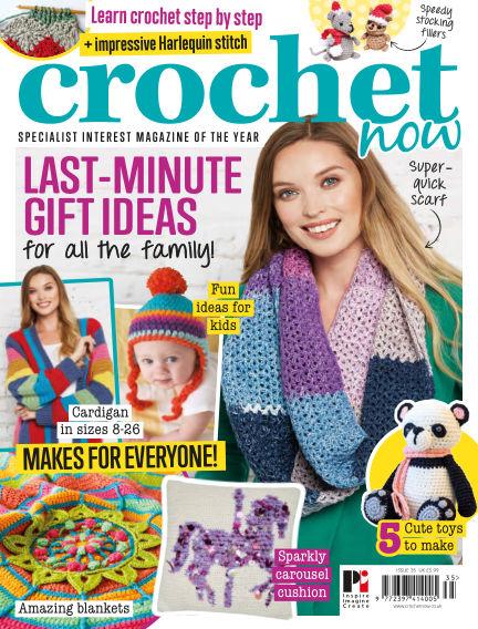 Crochet Now November 22, 2018 00:00