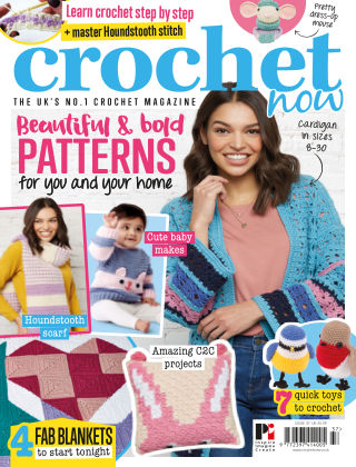 Crochet Now ISSUE37