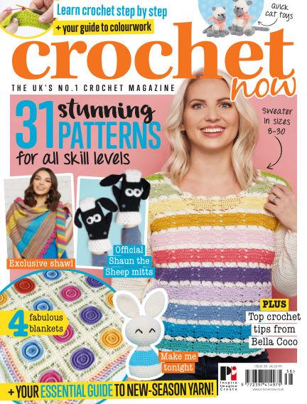 Crochet Now February 07, 2019 00:00
