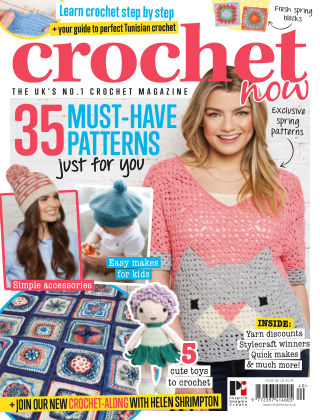 Crochet Now ISSUE40