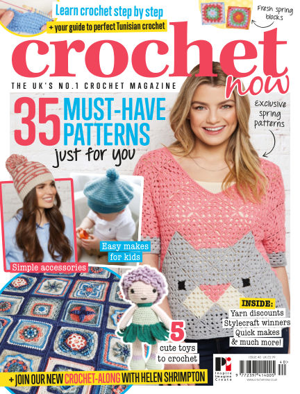 Crochet Now March 20, 2019 00:00