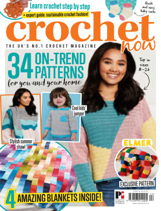 Crochet Now ISSUE44