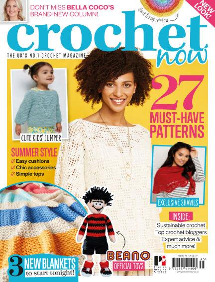 Crochet Now August 08, 2019 00:00