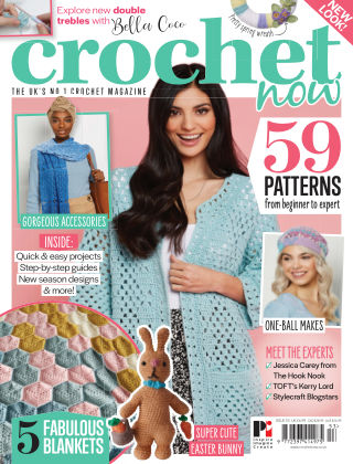Crochet Now ISSUE53