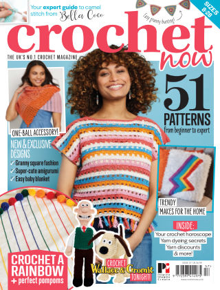 Crochet Now ISSUE57