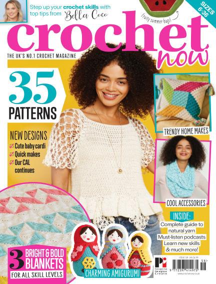 Crochet Now July 23, 2020 00:00