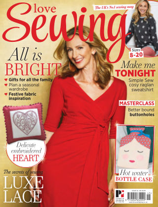Love Sewing Issue 45