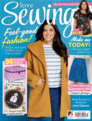 Love Sewing Issue 47