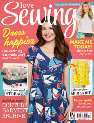 Love Sewing Issue 55