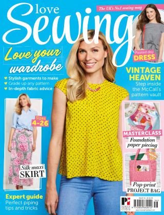 Love Sewing ISSUE 56