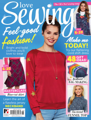 Love Sewing ISSUE58