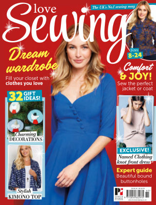Love Sewing ISSUE 60