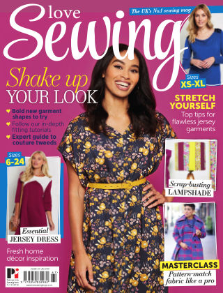 Love Sewing ISSUE61