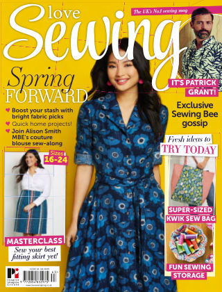 Love Sewing ISSUE63