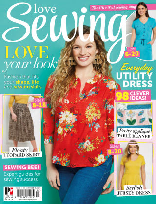 Love Sewing ISSUE 66