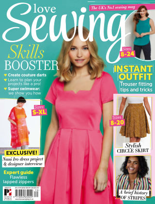Love Sewing ISSUE70