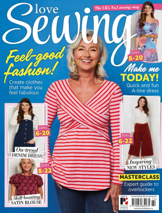 Love Sewing ISSUE72