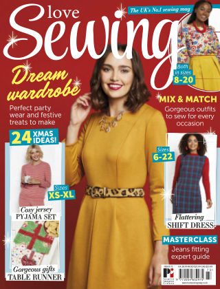 Love Sewing ISSUE73