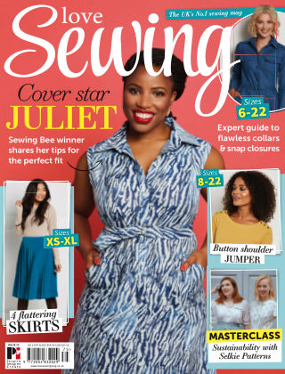Love Sewing ISSUE75