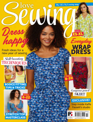 Love Sewing ISSUE77