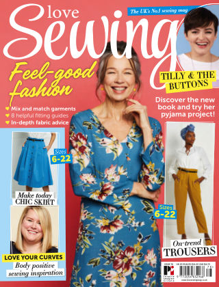 Love Sewing ISSUE78