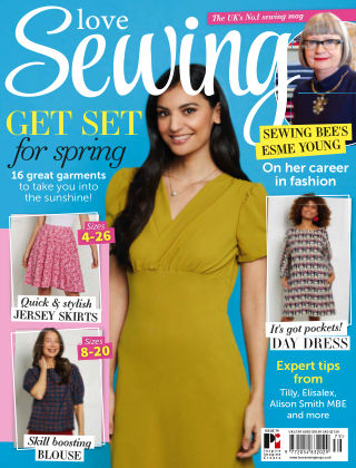 Love Sewing ISSUE79