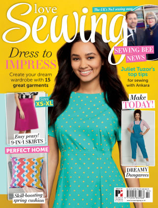 Love Sewing ISSUE80