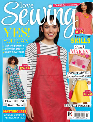 Love Sewing ISSUE81