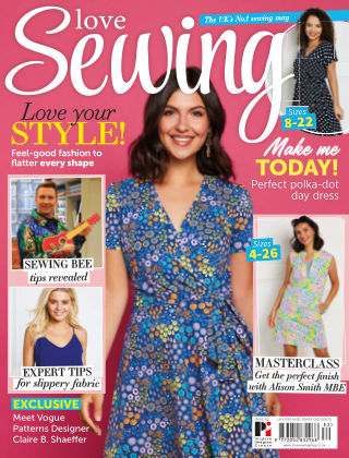 Love Sewing ISSUE82