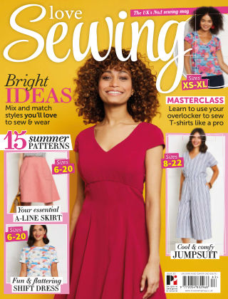 Love Sewing ISSUE83