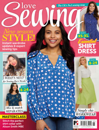 Love Sewing ISSUE85