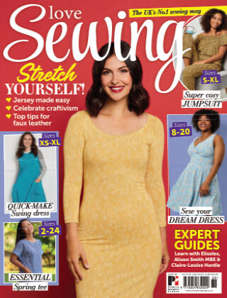 Love Sewing ISSUE88